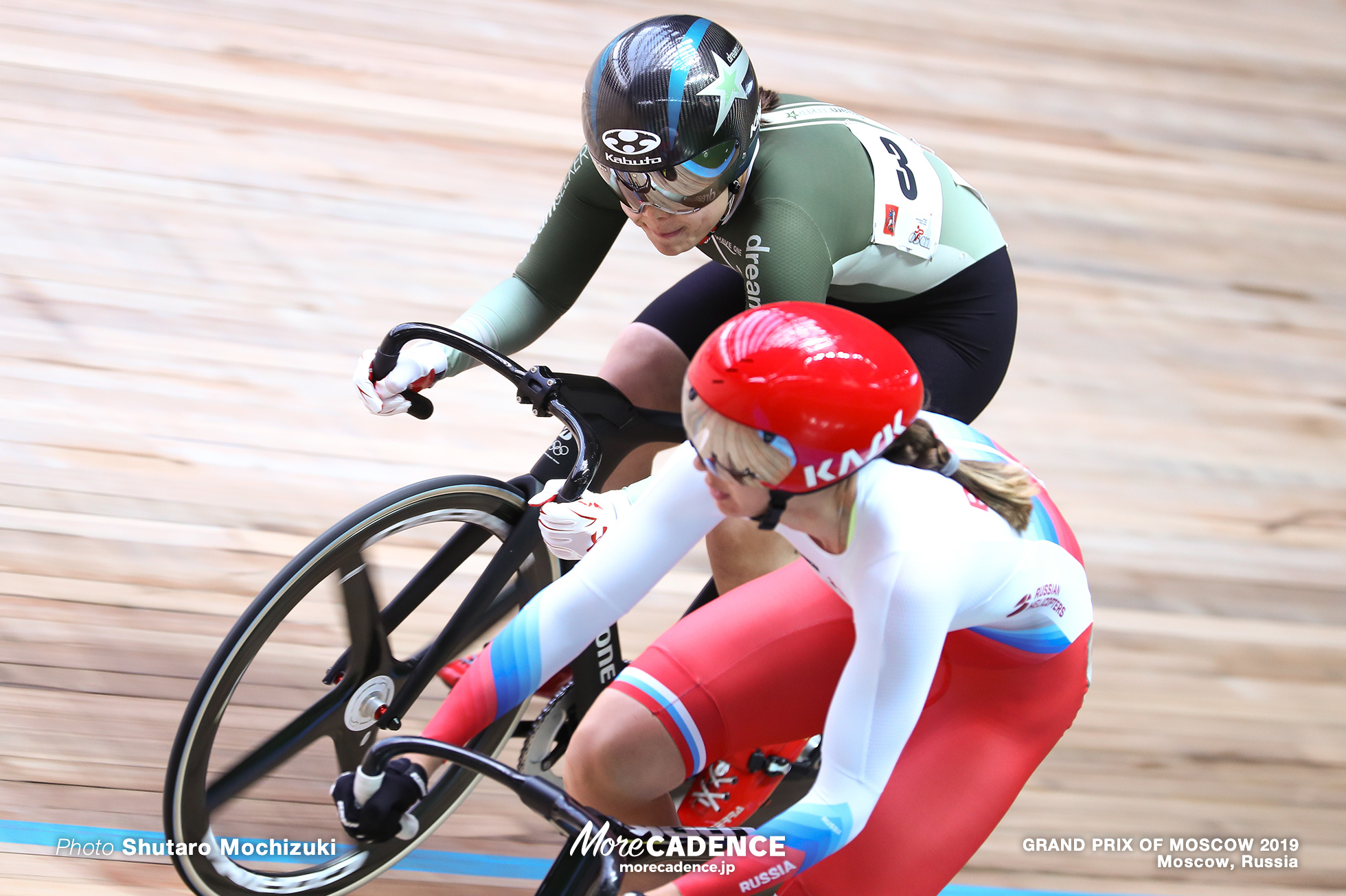 2nd Round / Women's Sprint / GRAND PRIX OF MOSCOW 2019
