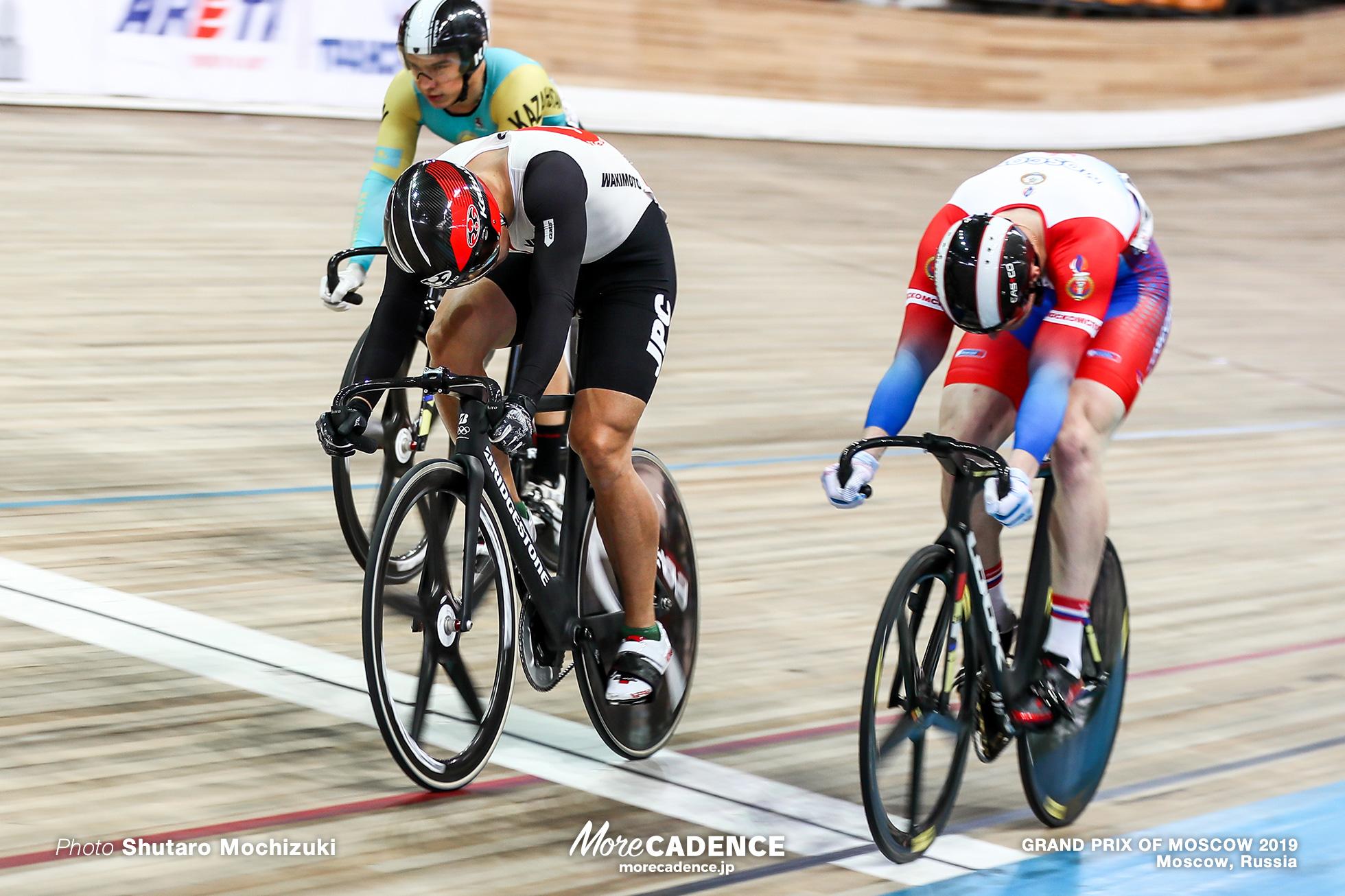 1/24 Finals / Men's Sprint / GRAND PRIX OF MOSCOW 2019