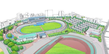 熊本競輪場施設整備基本計画