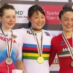 内野艶和がジュニア世界選手権で優勝、初出場の金メダル獲得/2019ジュニア世界選手権トラック