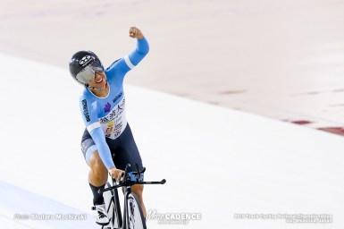 梶原悠未が日本記録を5秒更新、4連覇を達成/2019全日本トラック 女子エリート・女子3km個人パシュート
