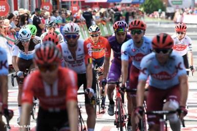 時速70kmで走る場面も/TEAM ユキヤ通信 2019 №42ーVuelta ciclista a España Stage 17ー