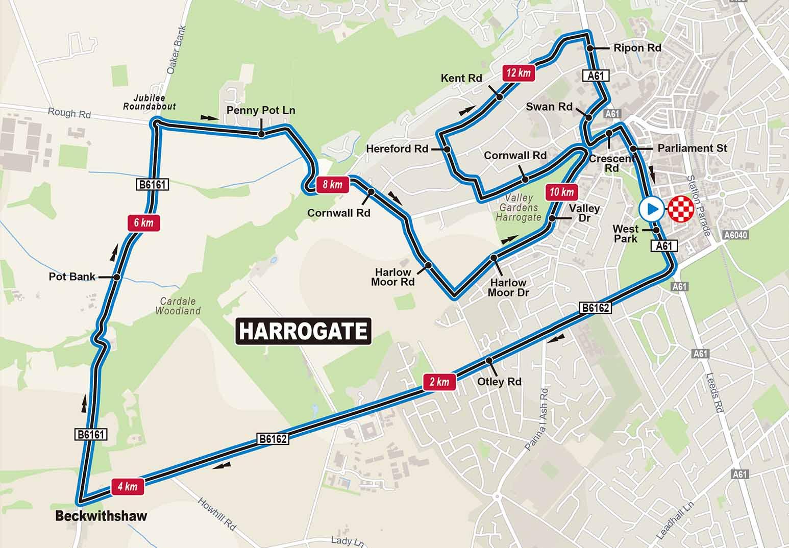 UCIロードレース世界選手権2019