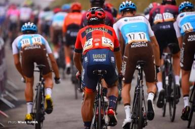 苦しみながらも2週目を乗り切る/TEAM ユキヤ通信 2019 №41ー74th La Vuelta ciclista a España Stage 16ー