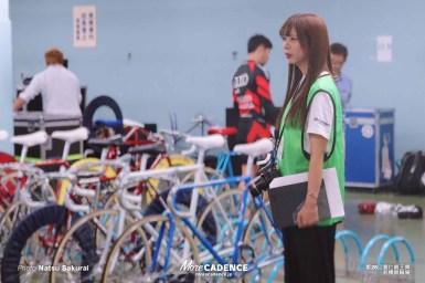 前検日検車場で出会った、法則を超えた「美しさ」/桜井奈津の競輪コラム