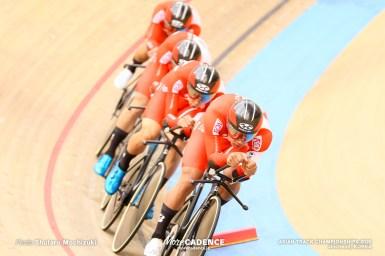 【速報】男子チームパシュート金、世界選手権の出場権を獲得&女子銅メダル/アジア選手権トラック2020