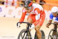 Final / Men Elite Keirin / ASIAN TRACK CHAMPIONSHIPS 2020