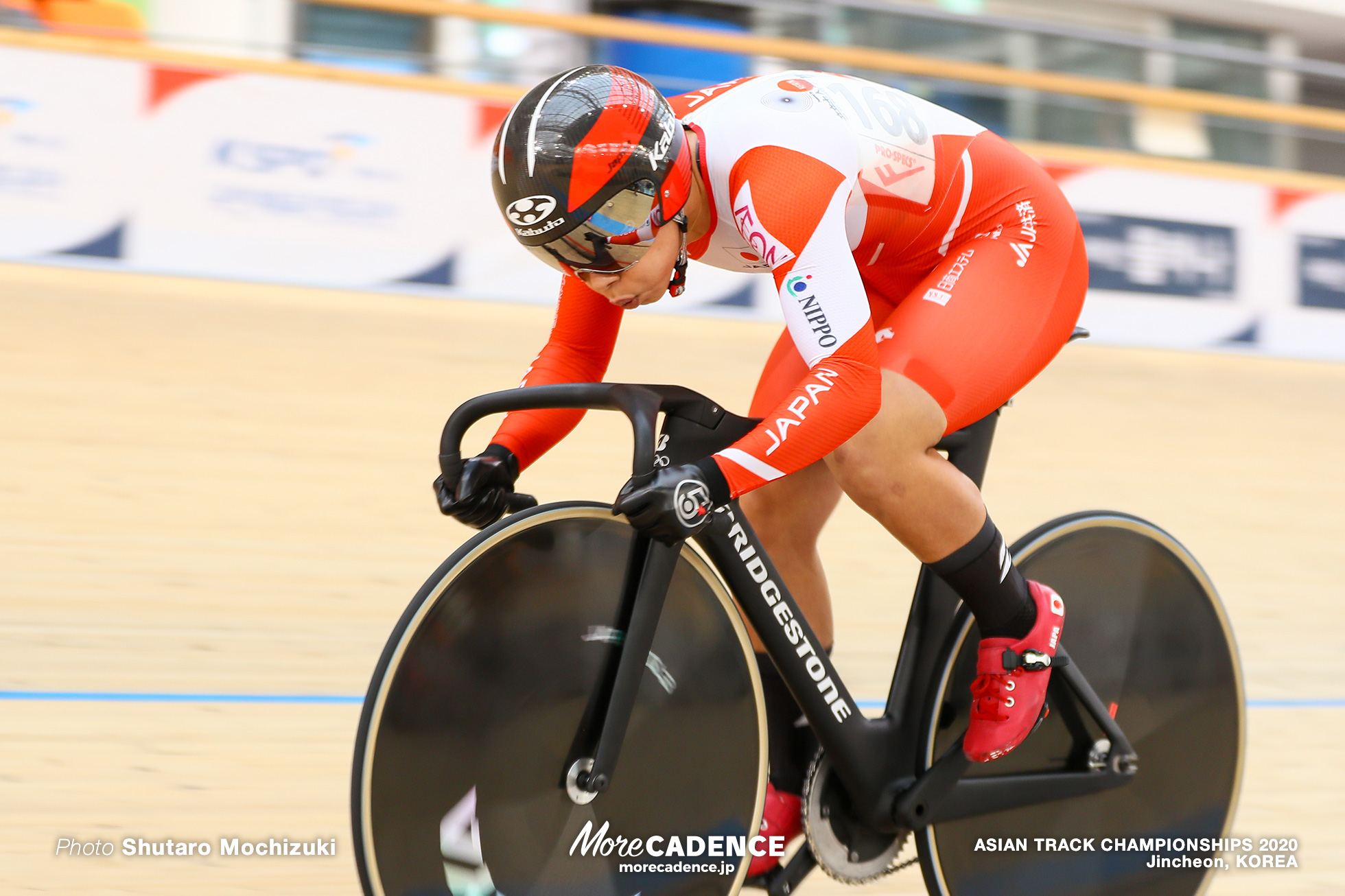 Qualifying / Women Sprint / ASIAN TRACK CHAMPIONSHIPS 2020
