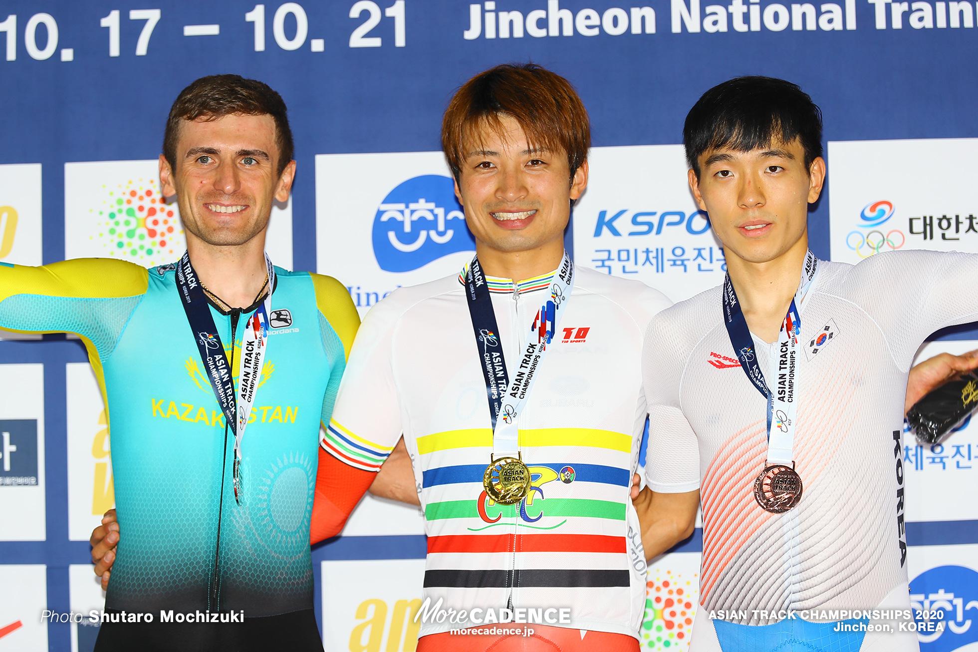 Point Race / Men Omnium / ASIAN TRACK CHAMPIONSHIPS 2020