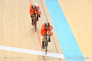 【速報】小林優香が女子スプリント銅メダル/アジア選手権トラック2020