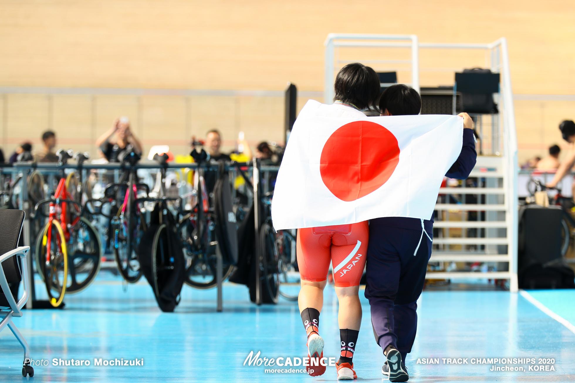 古山稀絵 Women Scratch Race / ASIAN TRACK CHAMPIONSHIPS 2020