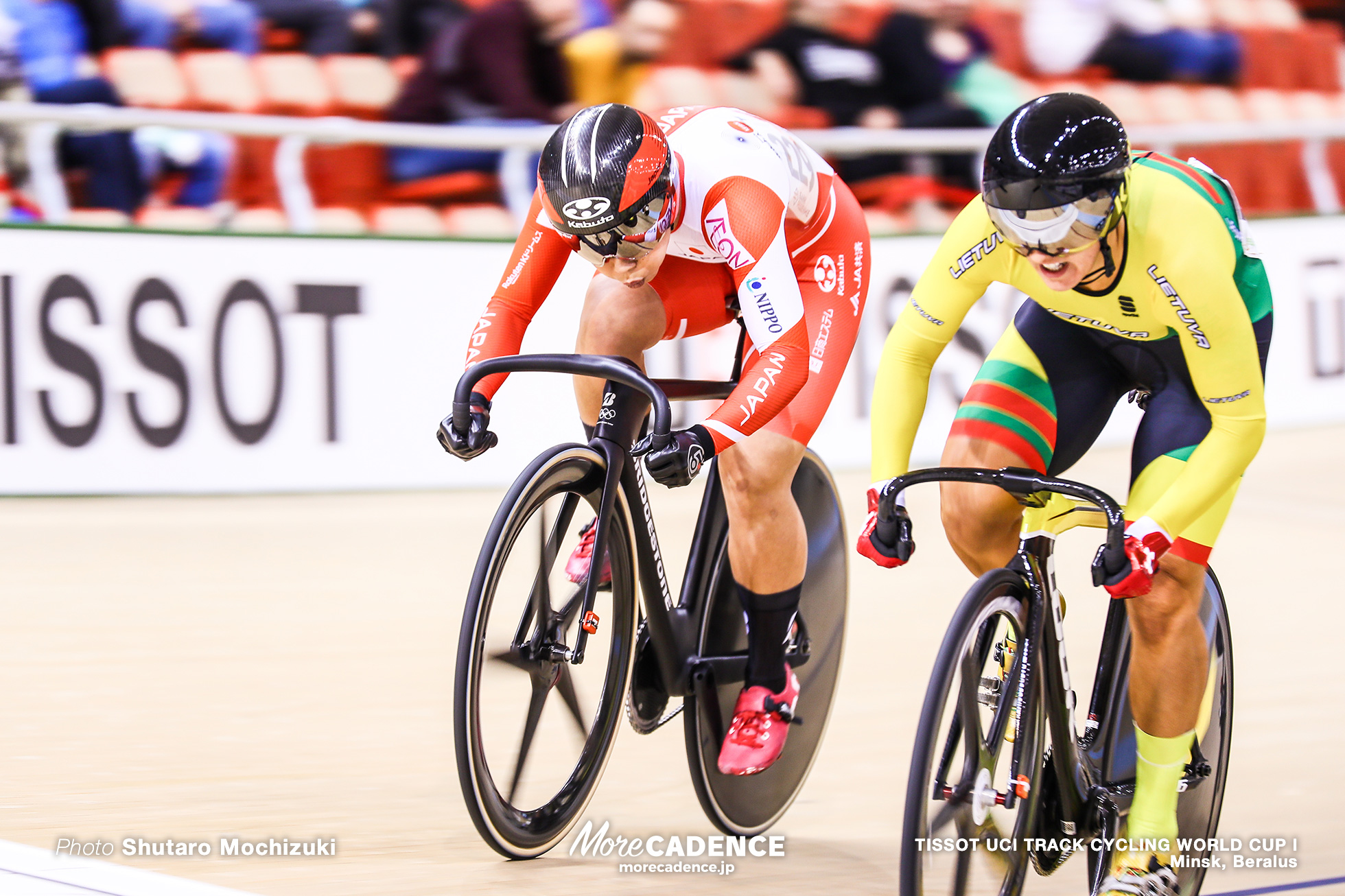 Repechage / Women's Keirin / TISSOT UCI TRACK CYCLING WORLD CUP I, Minsk, Beralus
