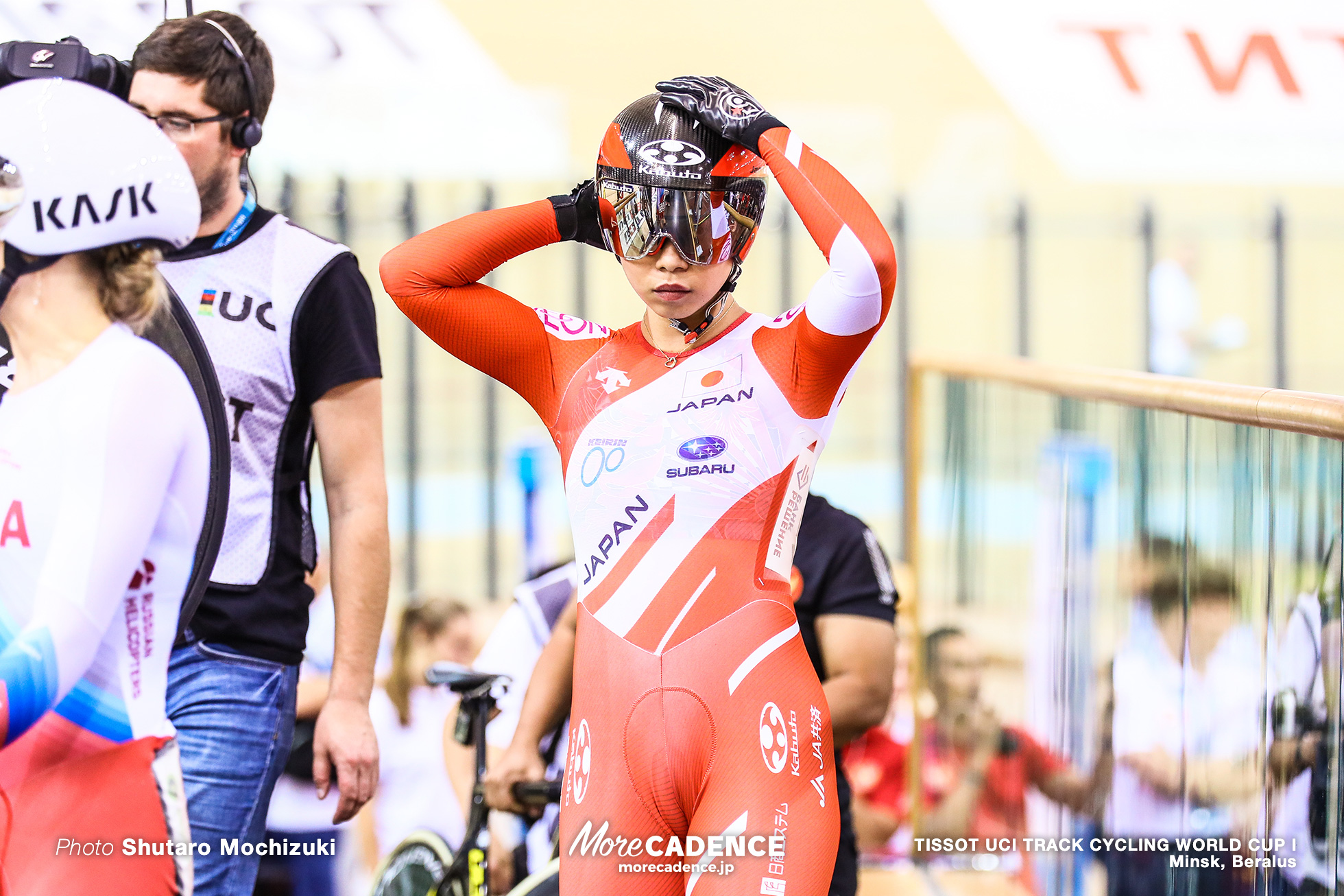 2nd Round / Women's Keirin / TISSOT UCI TRACK CYCLING WORLD CUP I, Minsk, Beralus