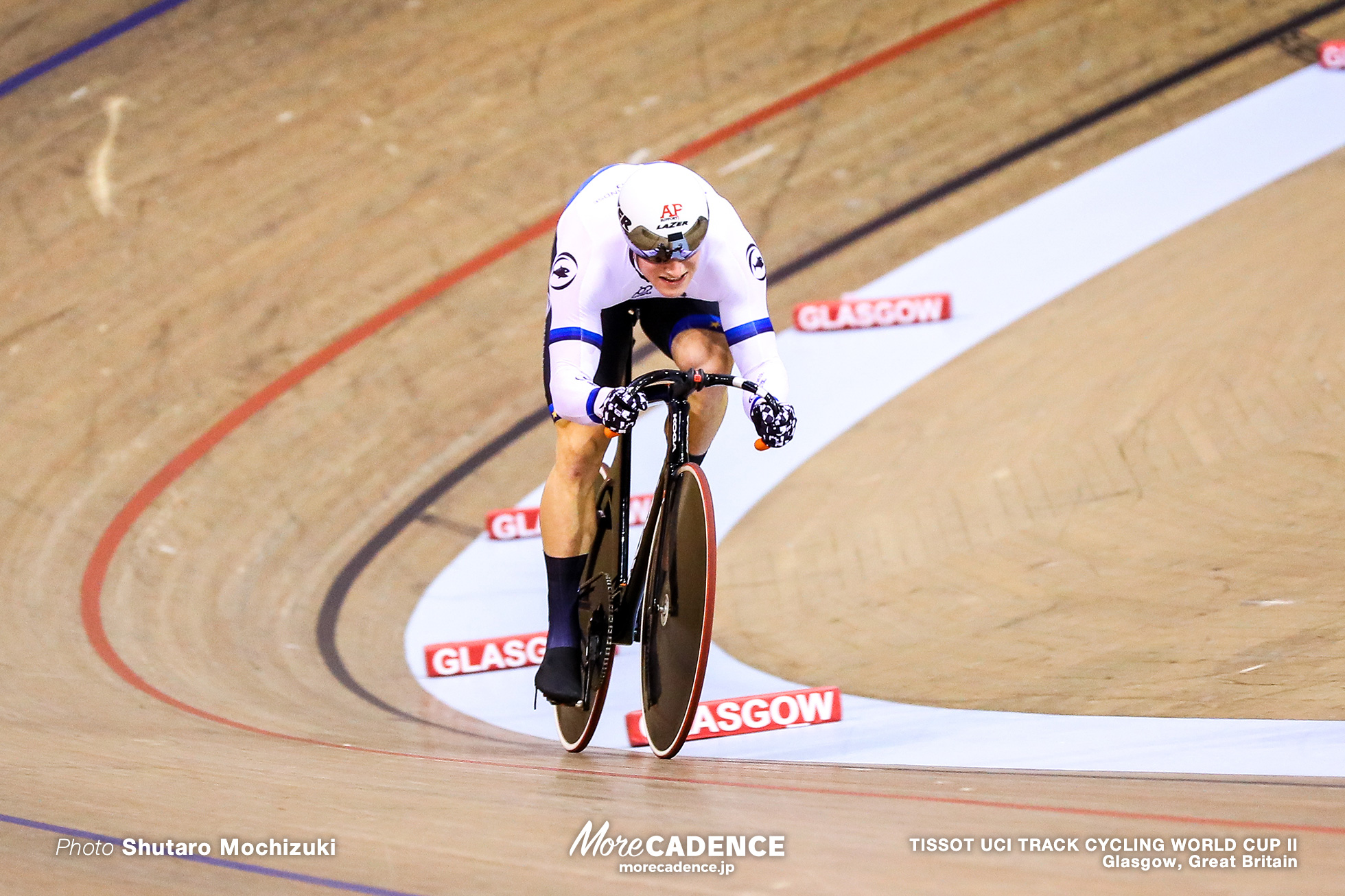 Qualifying / Men's Sprint / TISSOT UCI TRACK CYCLING WORLD CUP II, Glasgow, Great Britain