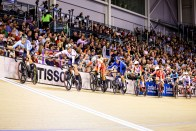Tempo Race / Women's Omnium / TISSOT UCI TRACK CYCLING WORLD CUP II, Glasgow, Great Britain