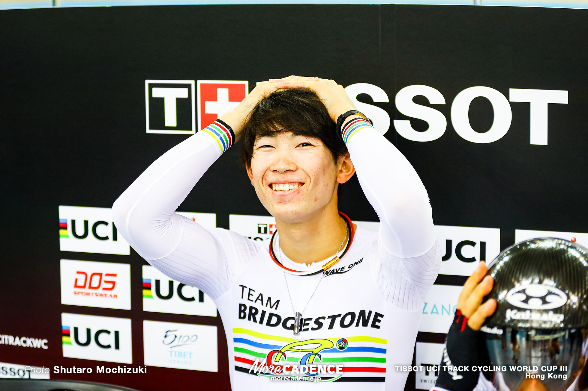 Men's Team Pursuit / TISSOT UCI TRACK CYCLING WORLD CUP III, Hong Kong, 沢田桂太郎