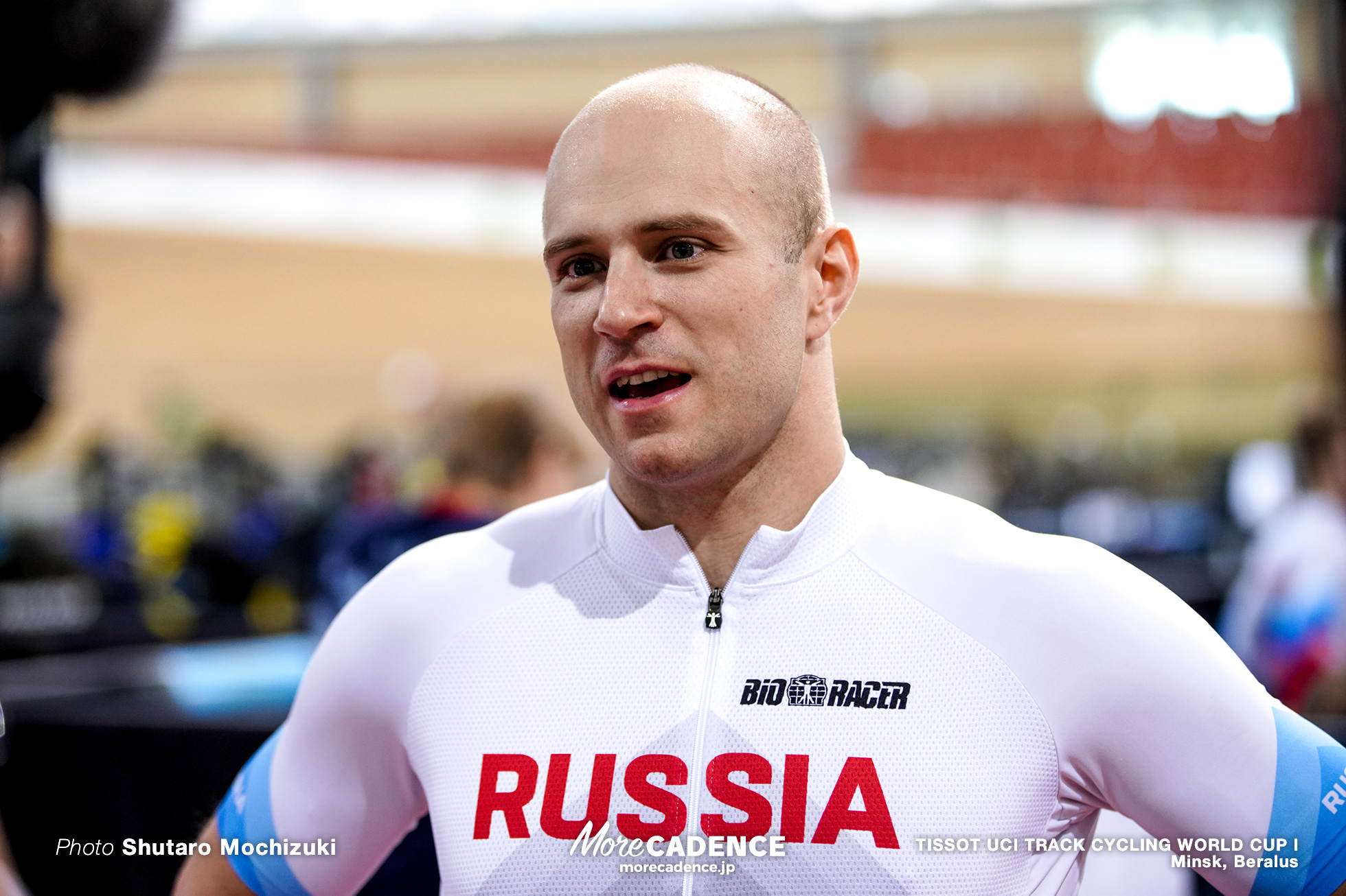 Denis Dmitriev, TISSOT UCI TRACK CYCLING WORLD CUP I, Minsk, Beralus