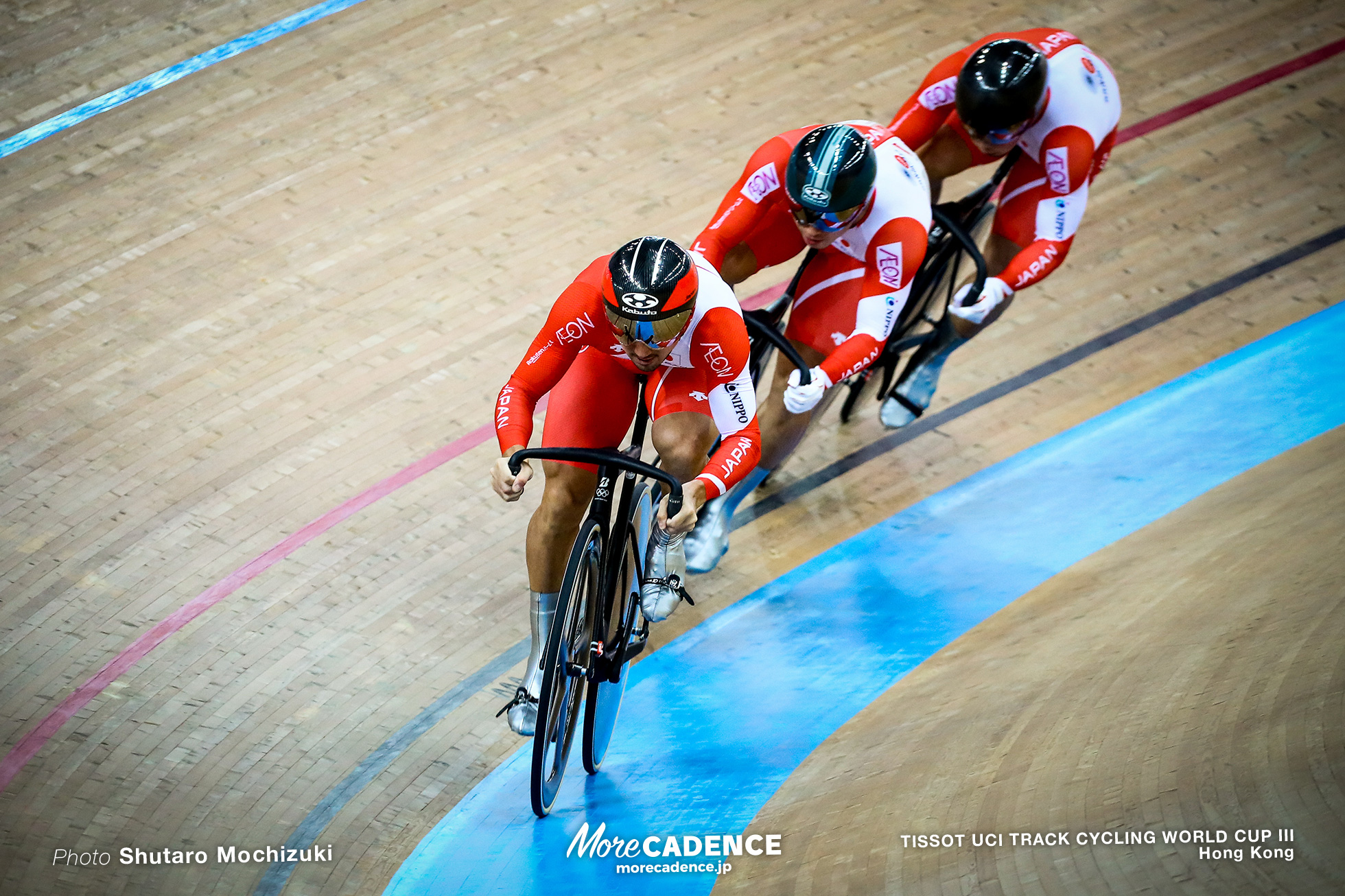 Qualifying / Men's Team Sprint / TISSOT UCI TRACK CYCLING WORLD CUP III, Hong Kong