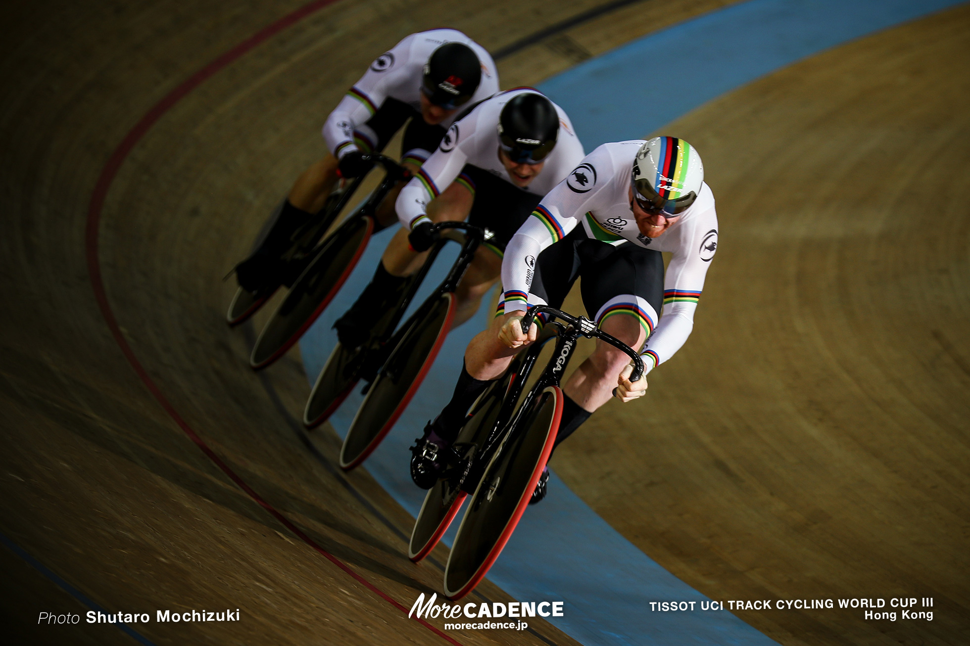 1st Round / Men's Team Sprint / TISSOT UCI TRACK CYCLING WORLD CUP III, Hong Kong