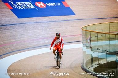 「自分がオリンピックへ出られないかもしれない」深谷知広がスプリントで戦い続ける意味/2019-2020トラックワールドカップ第2戦イギリス