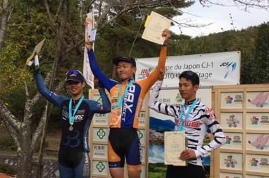Coupe du Japonクロスカントリー男子最終戦は宮津 旭が勝利、年間チャンピオンは前田公平/Coupe du Japon 京都ゆぶねステージ