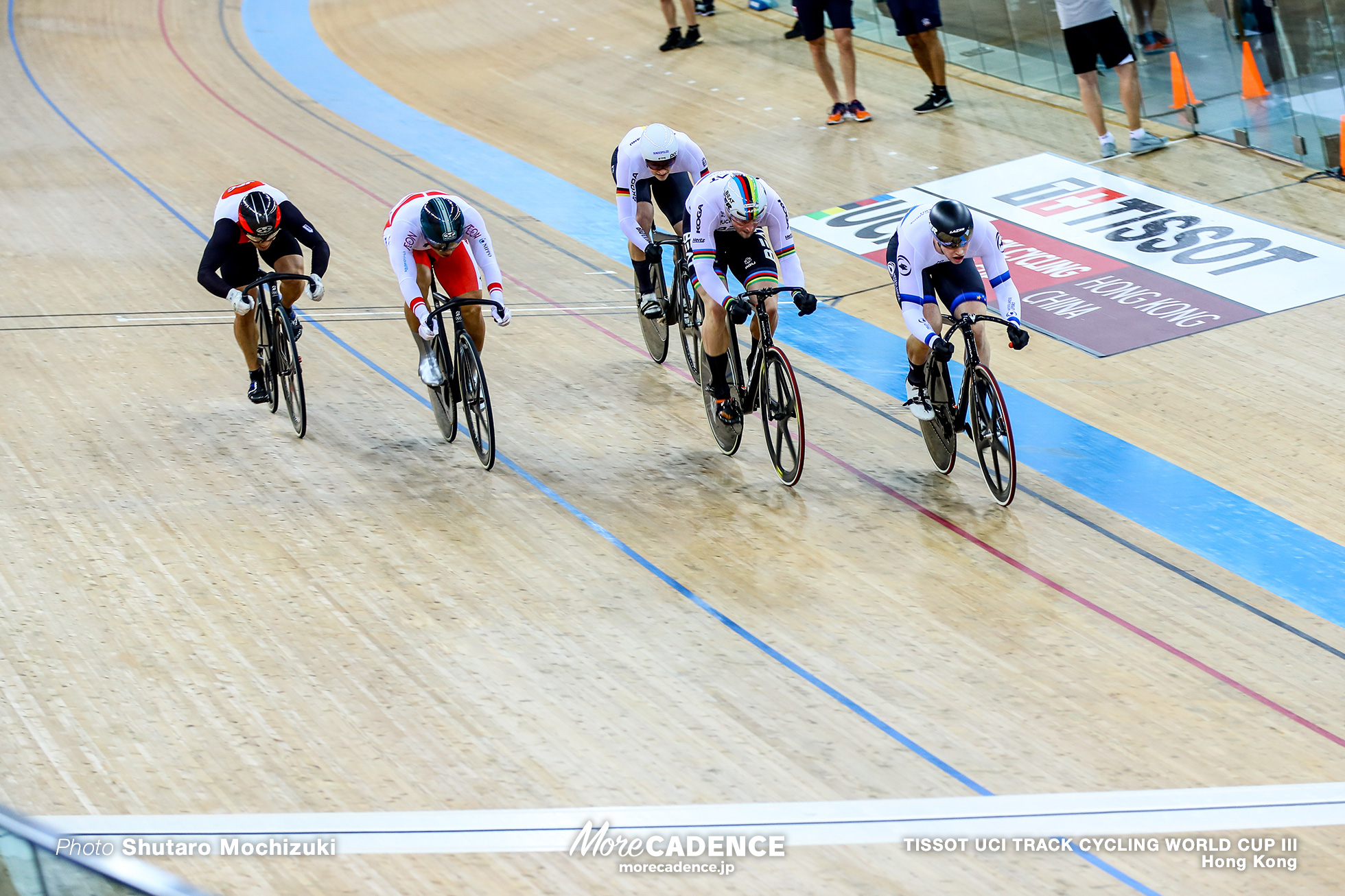 2nd Round / Men's Keirin / TISSOT UCI TRACK CYCLING WORLD CUP III, Hong Kong