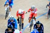 Women's Madison / TISSOT UCI TRACK CYCLING WORLD CUP III, Hong Kong, 古山稀絵 梶原悠未