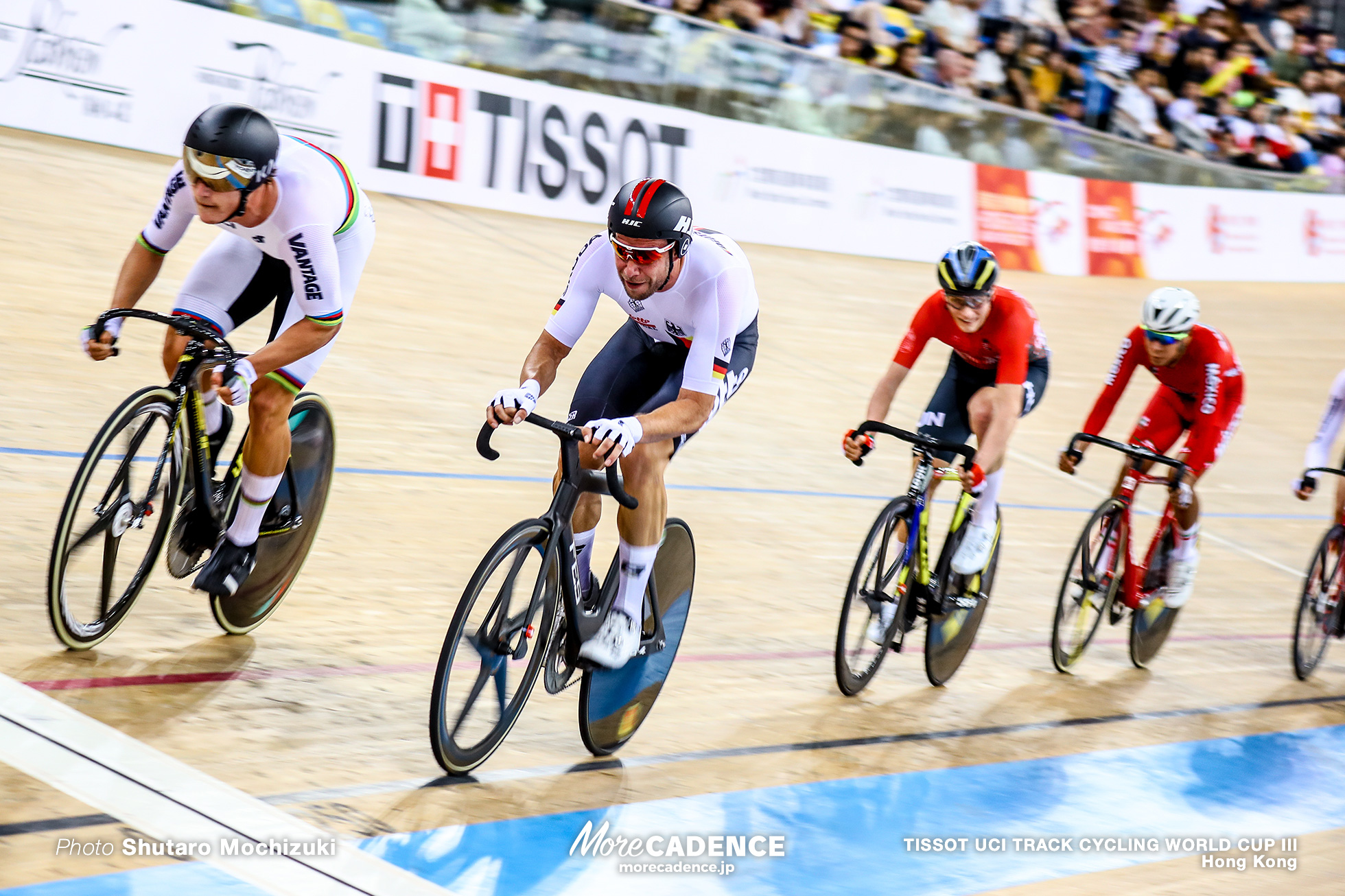 Point Race / Men's Omnium / TISSOT UCI TRACK CYCLING WORLD CUP III, Hong Kong