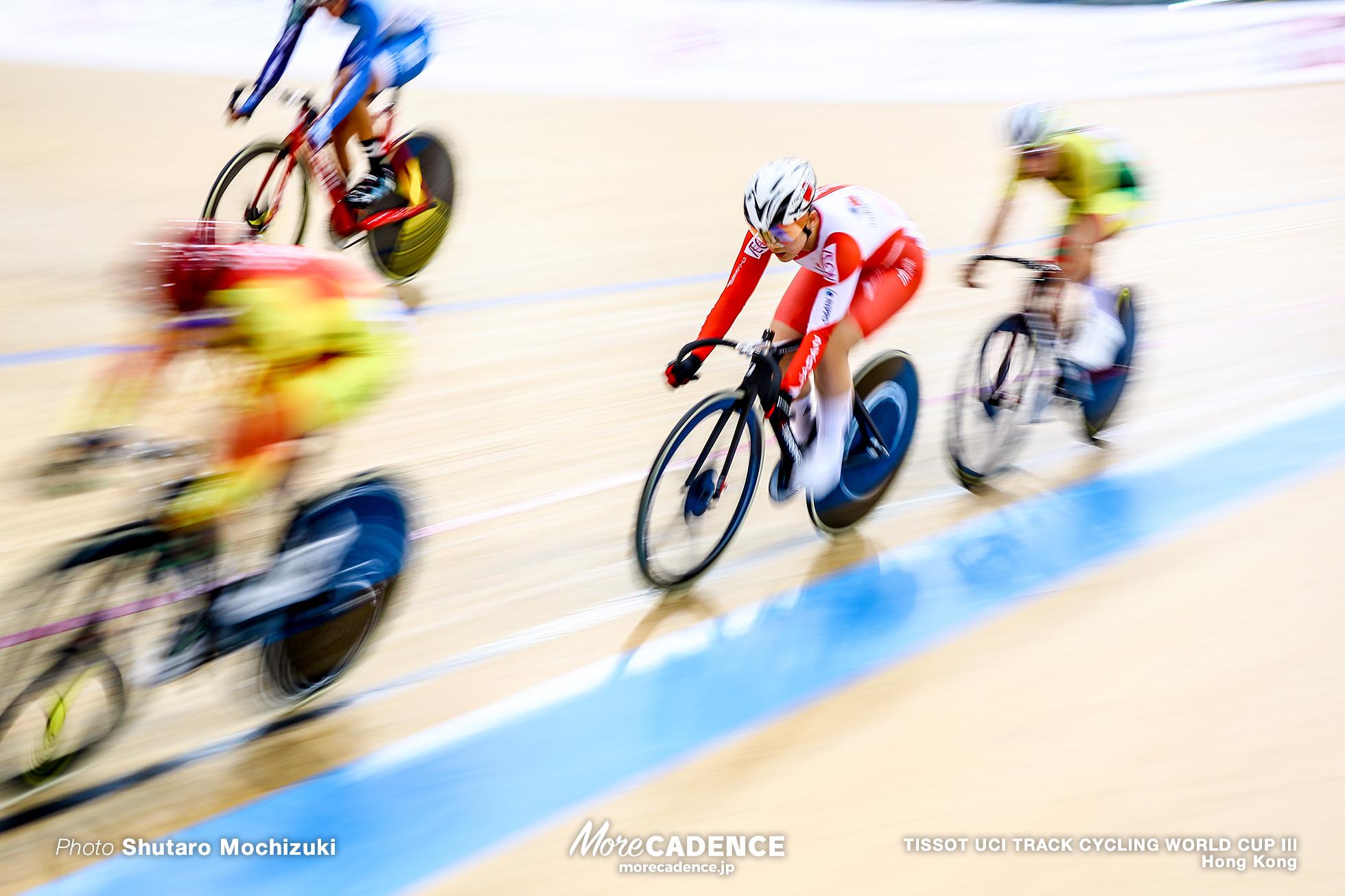 Final / Women's Scratch Race / TISSOT UCI TRACK CYCLING WORLD CUP III, Hong Kong