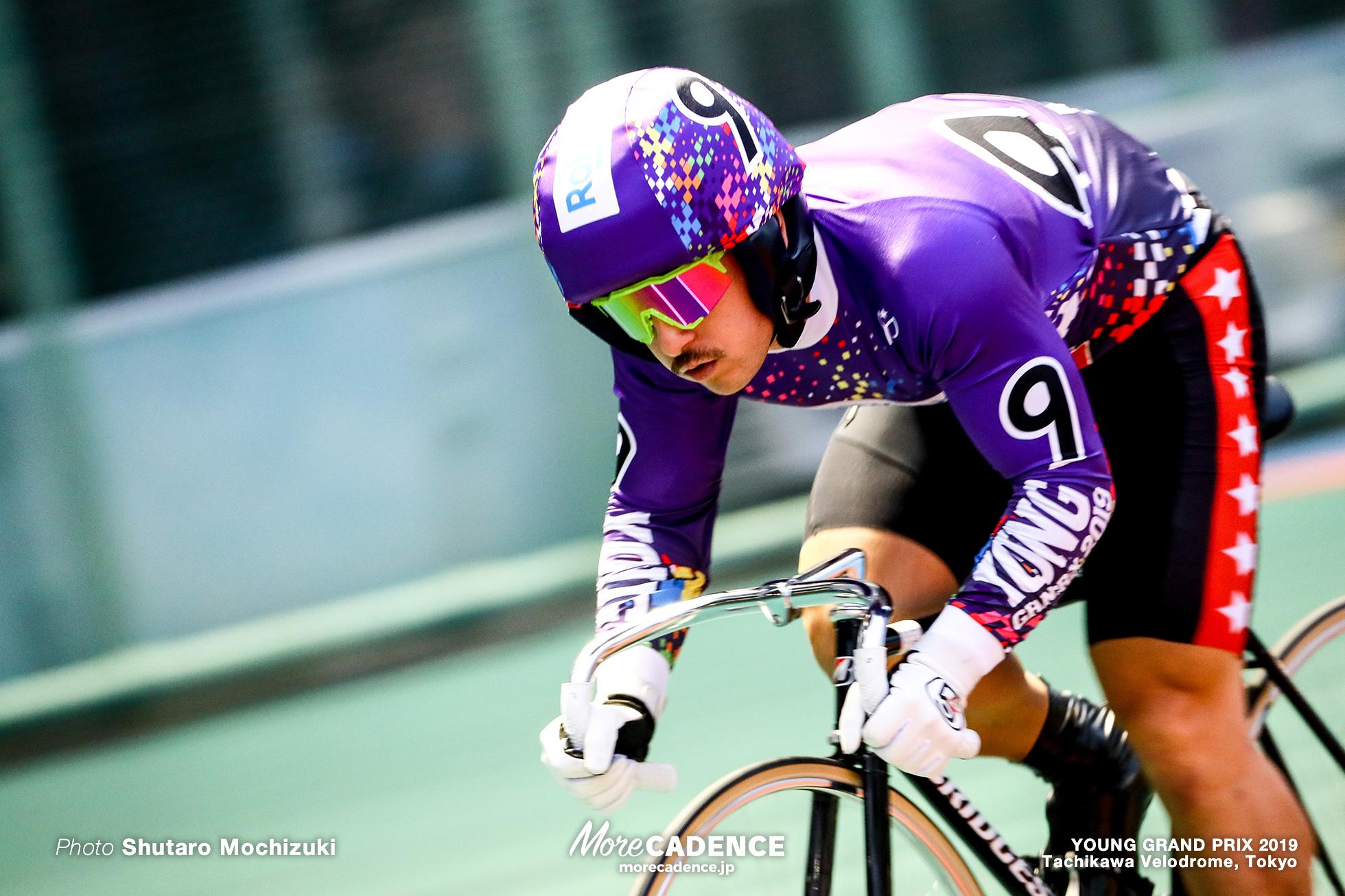 松井宏佑 KEIRINグランプリ2019 ヤンググランプリ