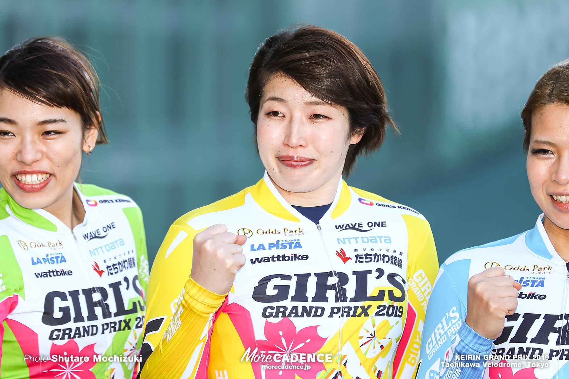 石井貴子 KEIRINグランプリ2019 ガールズグランプリ 前検日