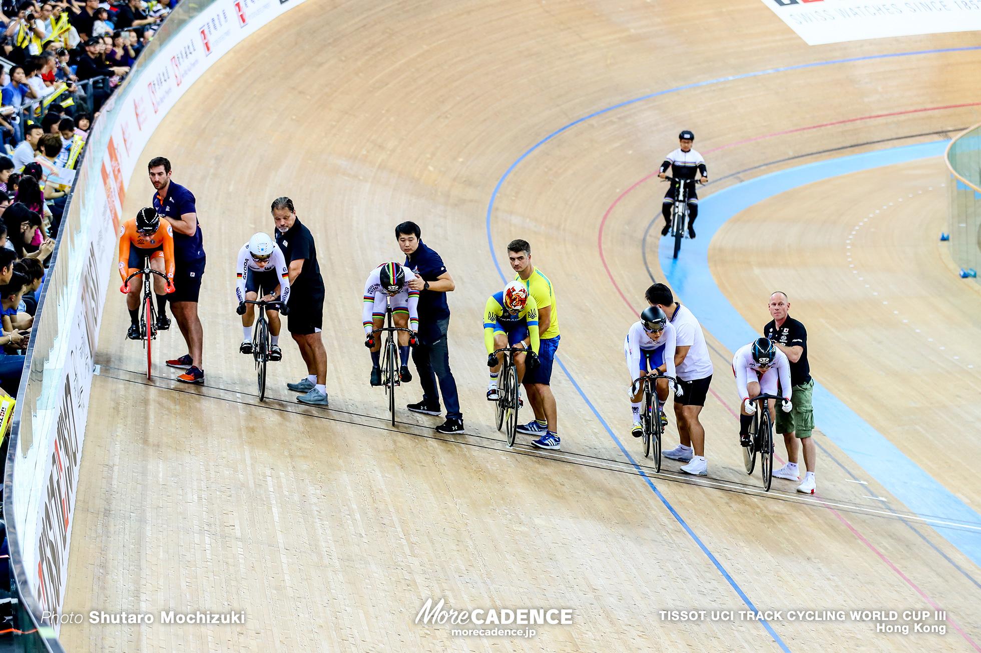 Final / Women's Keirin / TISSOT UCI TRACK CYCLING WORLD CUP III, Hong Kong