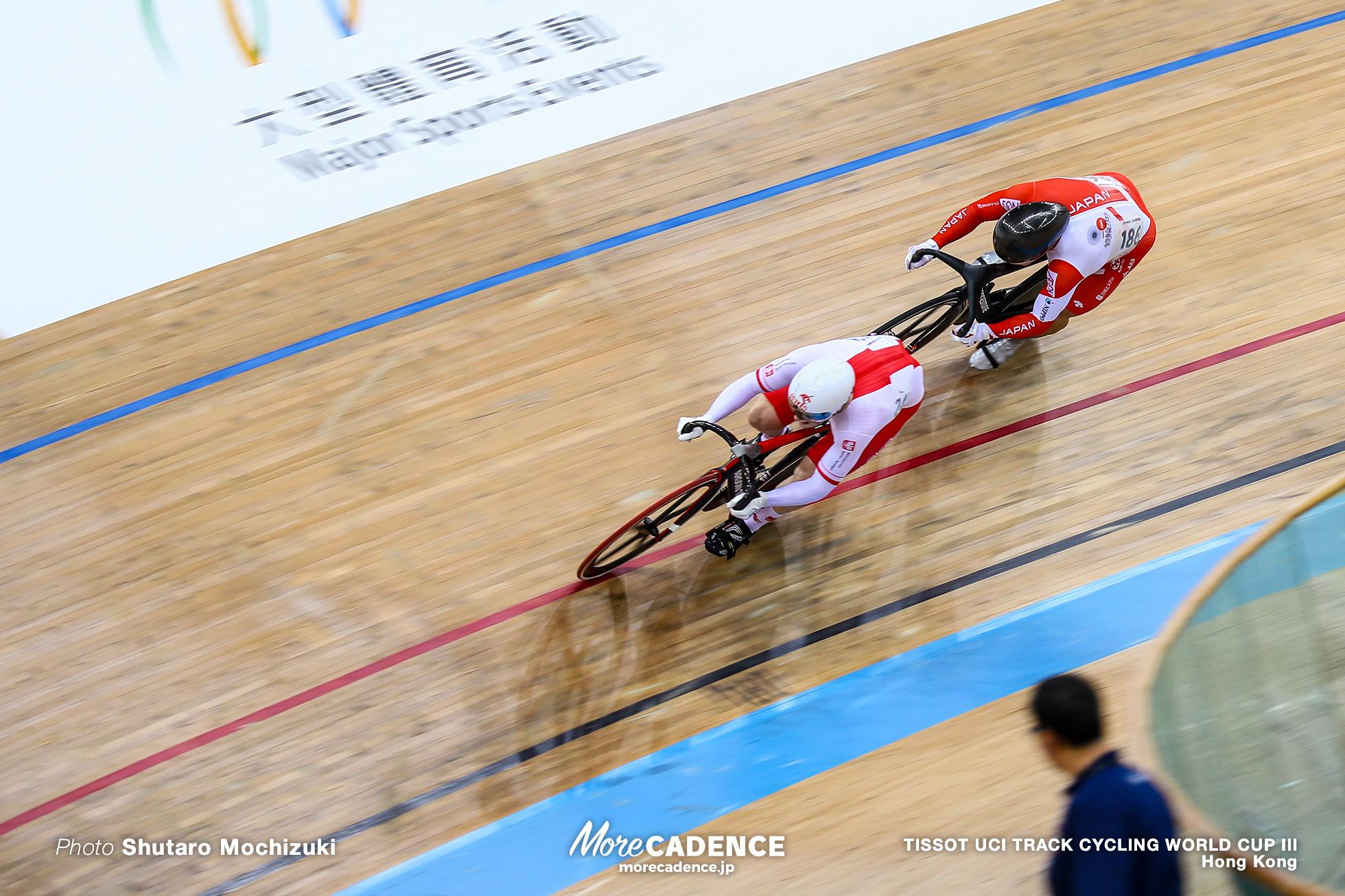 Final / Men's Sprint / TISSOT UCI TRACK CYCLING WORLD CUP III, Hong Kong