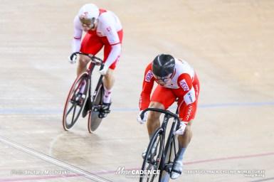 深谷知広が2大会連続の銅メダル、ラブレイセンが3連覇/男子スプリント・2019-2020トラックワールドカップ第3戦香港