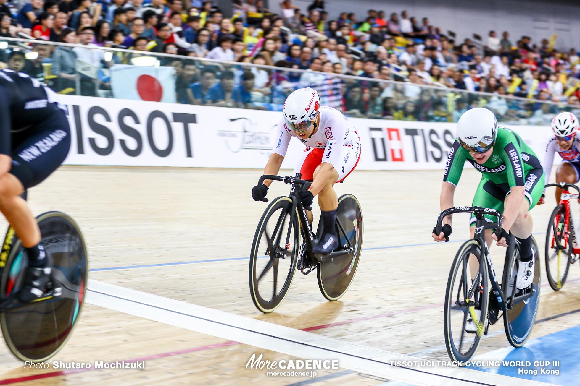 Point Race / Women's Omnium / TISSOT UCI TRACK CYCLING WORLD CUP III, Hong Kong