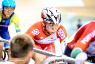 鈴木奈央 Women's Scratch Race / TISSOT UCI TRACK CYCLING WORLD CUP IV, Cambridge, New Zealand