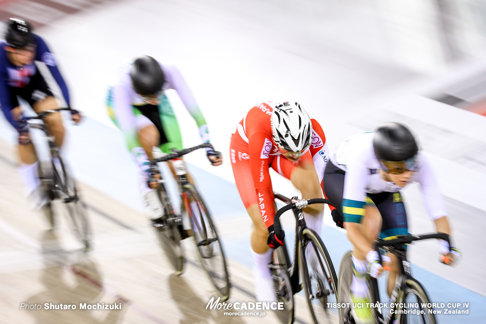 Women's Scratch Race / TISSOT UCI TRACK CYCLING WORLD CUP IV, Cambridge, New Zealand