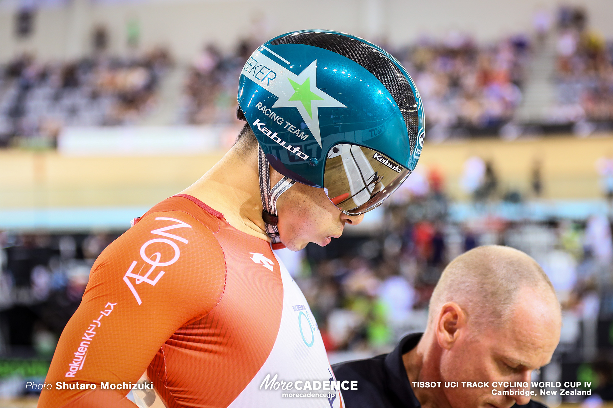 Final / Men's Sprint / TISSOT UCI TRACK CYCLING WORLD CUP IV, Cambridge, New Zealand, 新田祐大