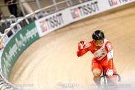 Qualifying / Men's Team Sprint / TISSOT UCI TRACK CYCLING WORLD CUP V, Brisbane, Australia, 深谷知広