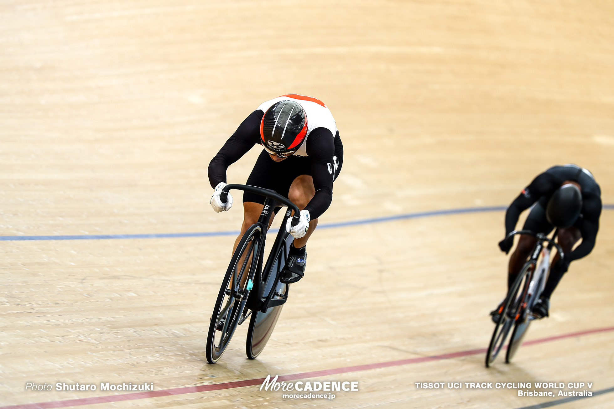 1st Round / Men's Keirin / TISSOT UCI TRACK CYCLING WORLD CUP V, Brisbane, Australia