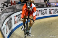 Men's Sprint / TISSOT UCI TRACK CYCLING WORLD CUP VI, Milton, Canada, 雨谷一樹