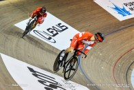 Men's Sprint / TISSOT UCI TRACK CYCLING WORLD CUP VI, Milton, Canada, 雨谷一樹, 小原佑太