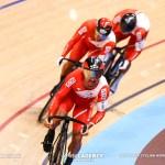 日本オリンピック出場圏外へ、まさかの予選敗退/男子チームスプリント・2020世界選手権トラック・ドイツ