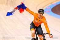 Final / Men's Keirin / 2020 Track Cycling World Championships, ハリー・ラブレイセン Harrie Lavreysen