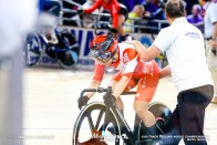 Scratch Race / Women's Omnium / 2020 Track Cycling World Championships, Kajihara Yumi 梶原悠未