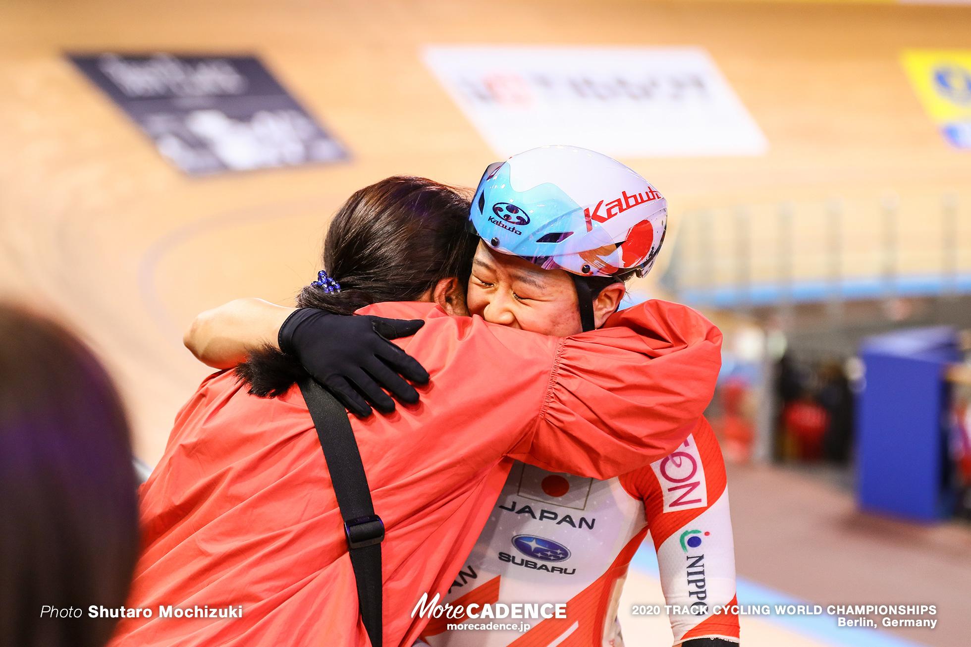 Point Race / Women's Omnium / 2020 Track Cycling World Championships, Kajihara Yumi 梶原悠未