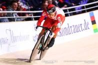 Qualifying / Men's Sprint / 2020 Track Cycling World Championships, Nitta Yudai 新田祐大