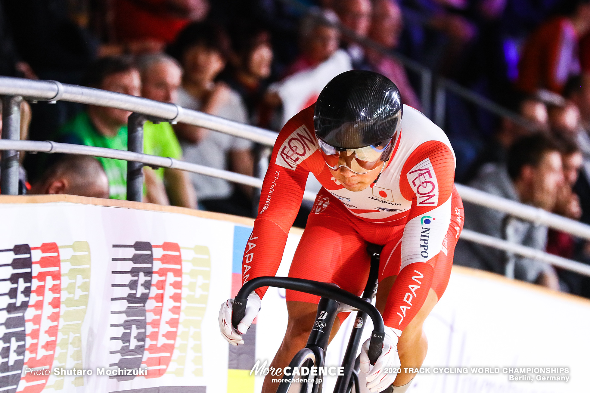 Qualifying / Men's Sprint / 2020 Track Cycling World Championships