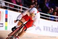 Qualifying / Men's Sprint / 2020 Track Cycling World Championships, Mateuz Rudyk マテウス・ルディク