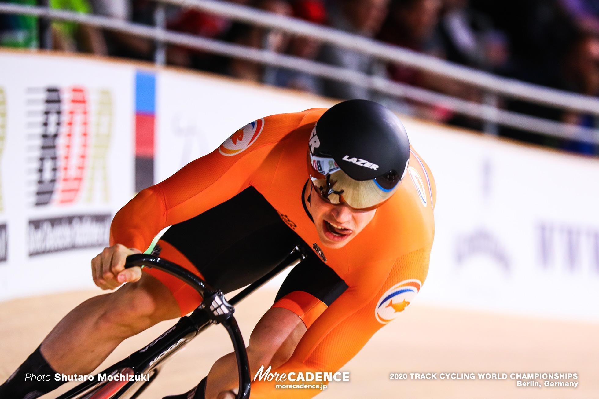Qualifying / Men's Sprint / 2020 Track Cycling World Championships